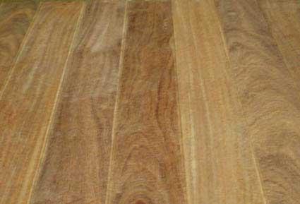 Lace figured ipe decking for Red cumaru hardwood flooring